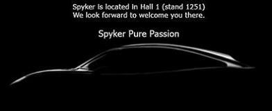 Spyker D12 Pékin / Paris : une nouvelle Méga Track !!!