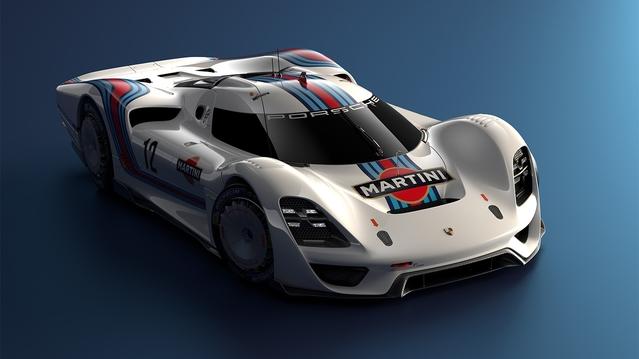 Porsche 908 04 concept : la Porsche que nous n'aurons pas