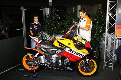 Moto GP: République Tchèque: Honda et le mystère sur les évolutions de la RC212V
