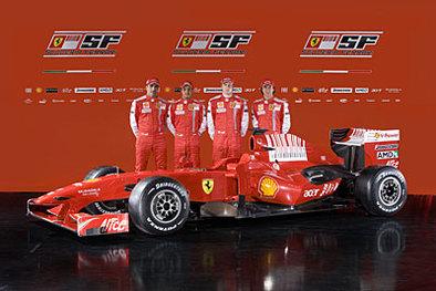 Formule 1 - Ferrari: C'est toujours l'expectative au sujet du KERS