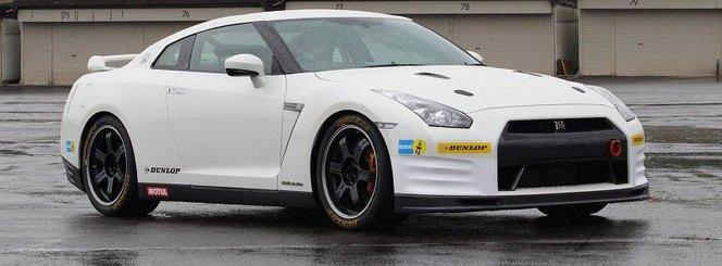 Nissan GT-R Club Track Edition une série très spéciale