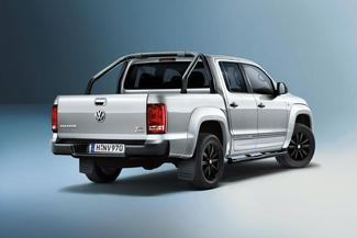 Volkswagen présente une série spéciale de l'Amarok à Francfort