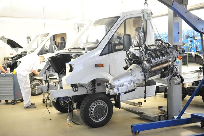 Une super ambulance Brabus à moteur V8