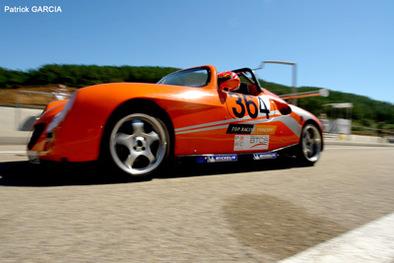 Découverte: Roadster Cup chez Top Racing Concept