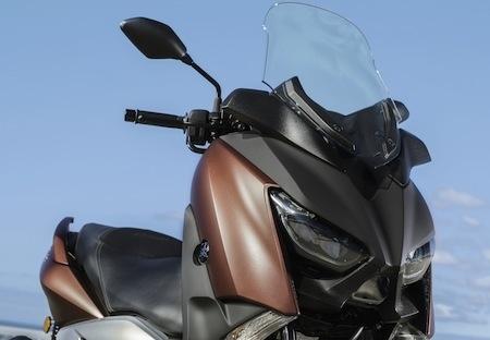 Nouveauté 2017: Yamaha X-Max 300