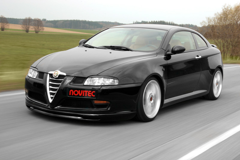 alfa gt by novitec. Black Bedroom Furniture Sets. Home Design Ideas