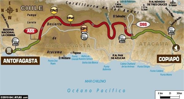 Dakar 2015 - Etape 4 : Coma/Barreda déjà pour la victoire?