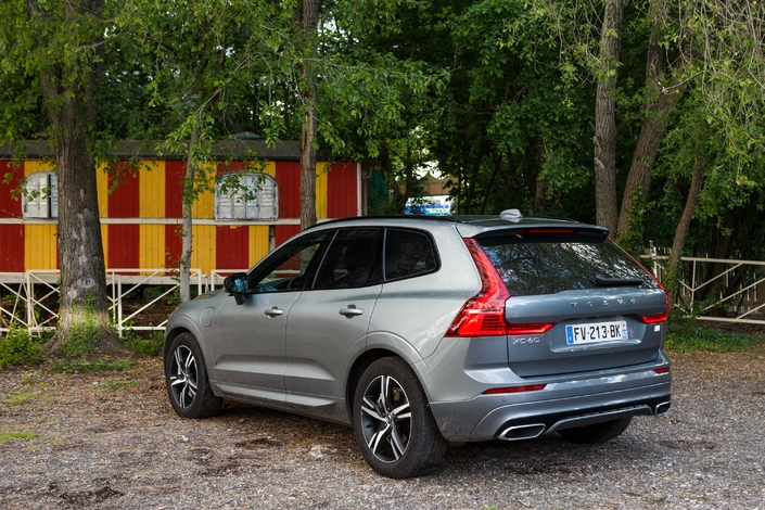 Volvo XC60 Recharge: the premium on comfort - 2021 Caradisiac Electric / Hybrid Show
