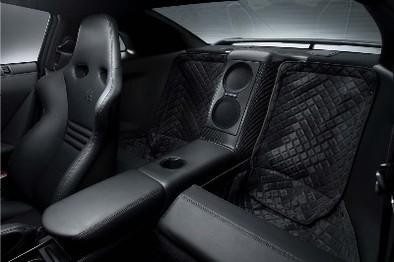 Nouvelles Nissan GT-R Spec V: les caractéristiques!