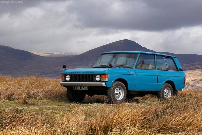 Range Rover Le Gentleman Baroudeur