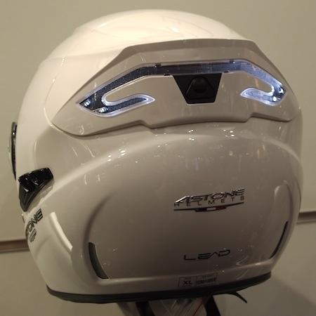 JPMS 2012, comme si vous y étiez: Astone Helmets