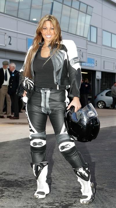 Moto & Sexy : Jodie Marsh
