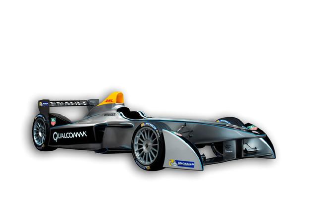 Voici la Spark-Renault SRT_01E, monoplace 100% électrique!