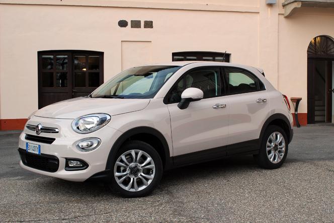 La Fiat 500 X arrive en concession : renégat italien
