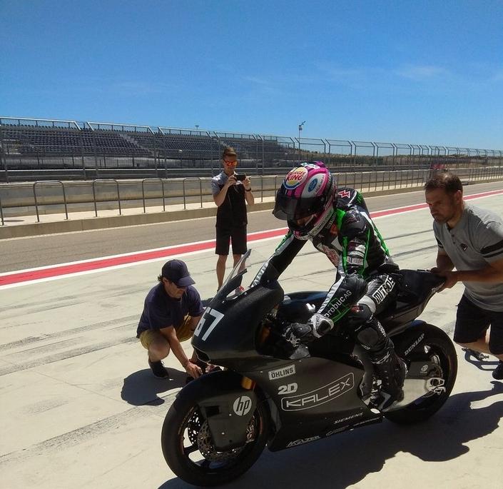 Moto2 : «avec le moteur Triumph, on se rapproche du MotoGP»