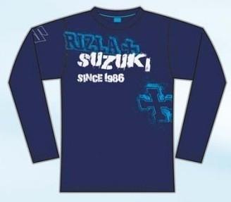 Nouvelles collections d'habillement et d'accessoires Suzuki