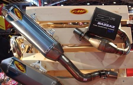 JPMS 2012, comme si vous y étiez: FMF Factory 4.1 + Megabomb Bazzaz