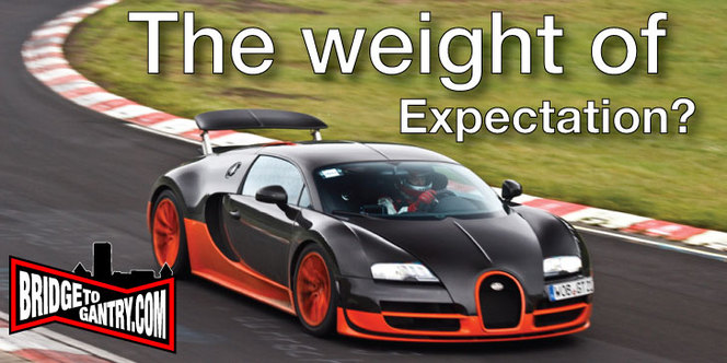 Ring Folies : la Bugatti Veyron SuperSport  à l'assaut du record ?
