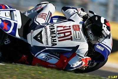 Moto GP - Italie Qualification: Lorenzo plante ses bandrilles, Capi en première ligne