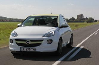 Opel Adam Jam13640€