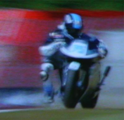 GP250 - Italie D.2: Bautista sans gêne