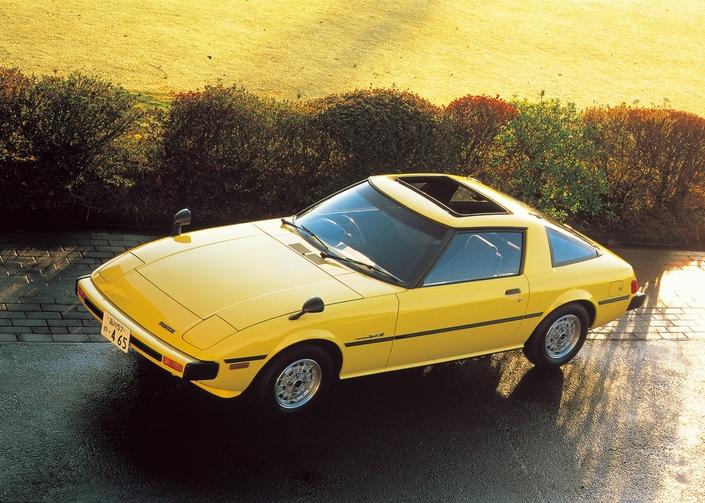 Mazda fête les 40 ans de la RX-7