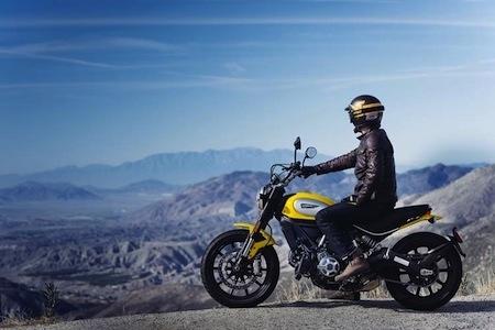 Ducati Scrambler: début de la tournée les 10 et 11 janvier à Nice