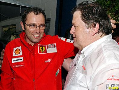 Formule 1 - Brackley: Et pourquoi pas Mercedes ?