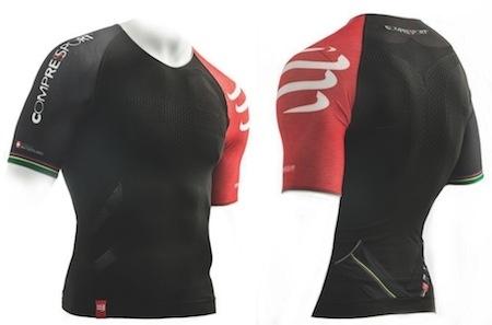 CompresSport: T-Shirt Compressif Pro Racing pour gagner en endurance... peut-être...