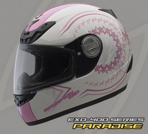 Casque Scorpion : EXO-400