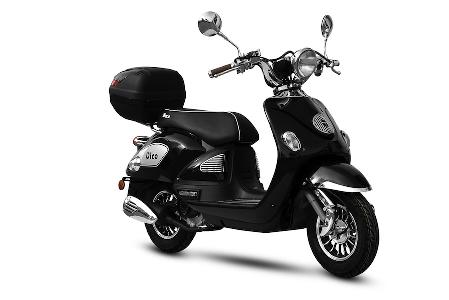Nouveauté scooter 2012 : Neco Vico 50 cm3/125 cm3