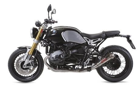 Échappement: GPR et la BMW R nine T