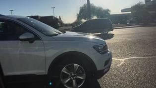 Scoop : la version longue du Volkswagen Tiguan de sortie aux États-Unis