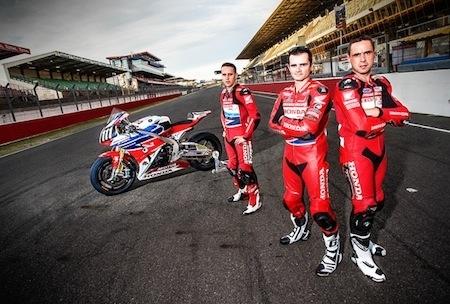 Championnat du Monde d'Endurance: Honda Racing confirme ses pilotes