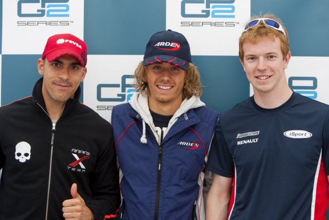 GP2 Hockenheim : Charles Pic en pole