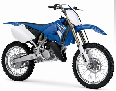 nouveaut moto cross 2008 yamaha yz 125. Black Bedroom Furniture Sets. Home Design Ideas