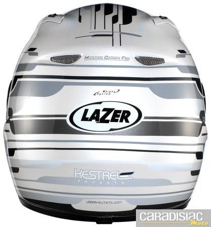 Lazer Kestrel Seventy: lignes d'antan.