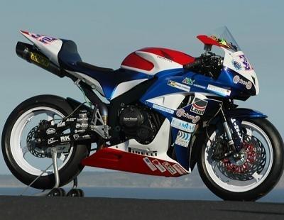 Superbike - Honda: On s'y blesse aussi à l'entrainement, la preuve avec Parkes