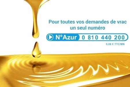 OilFactory.fr répond par téléphone aux questions des pros