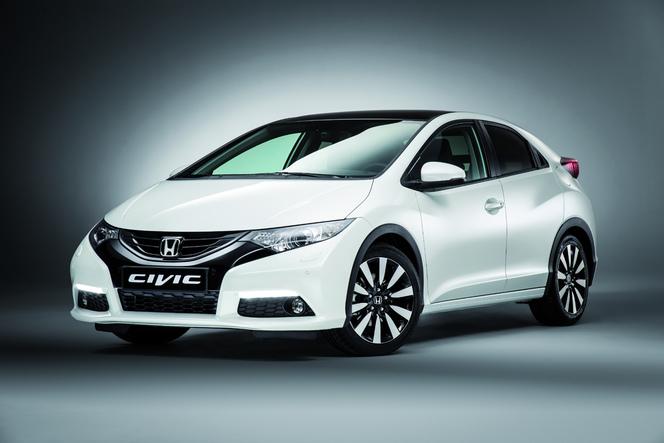 La Honda Civic 2014 fait le plein d'aides à la conduite