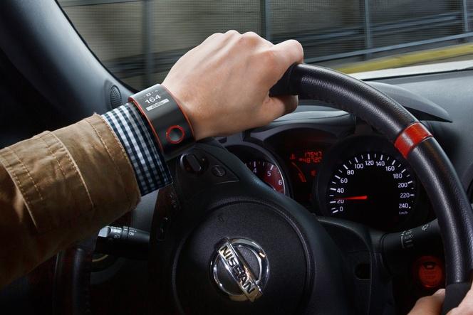 Nissan dévoile la montre Nismo