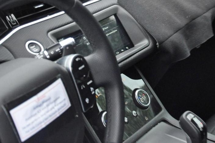 Le futur Range Rover Evoque se montre