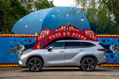 The 2 hybrid family SUVs at the 2021 Caradisiac Electric / Hybrid show: which model to choose?