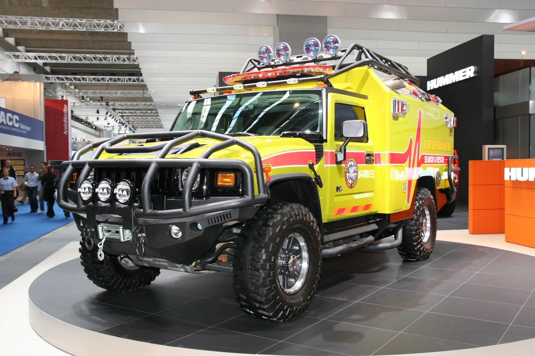 En Direct De Francfort Ratchet Le Hummer H2 De Transformers