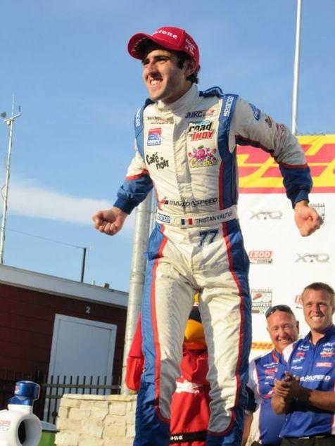 Français en course #6 - Tristan Vautier: la totale à Milwaukee