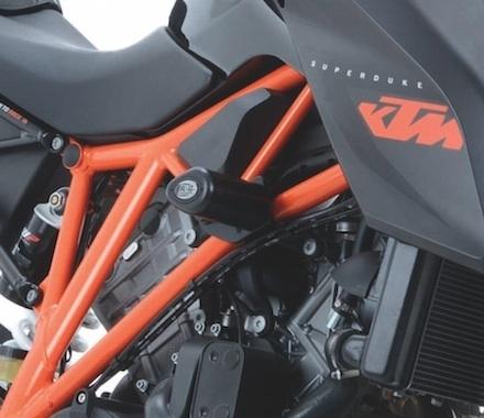 R&G Racing rhabille la KTM SuperDuke 1290R