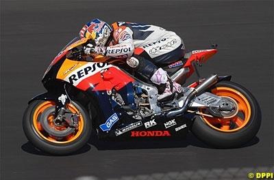Moto GP: République Tchèque D.1: Nouvelles pièces et même déception chez Honda