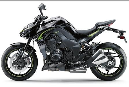 Kawasaki: voici la Z1000 R Edition pour 2017
