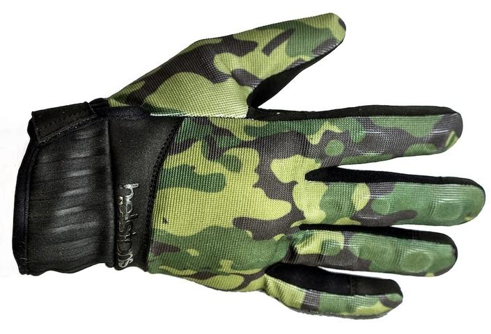 Helston's gants Sporting: discret ou pas c'est comme vous voulez