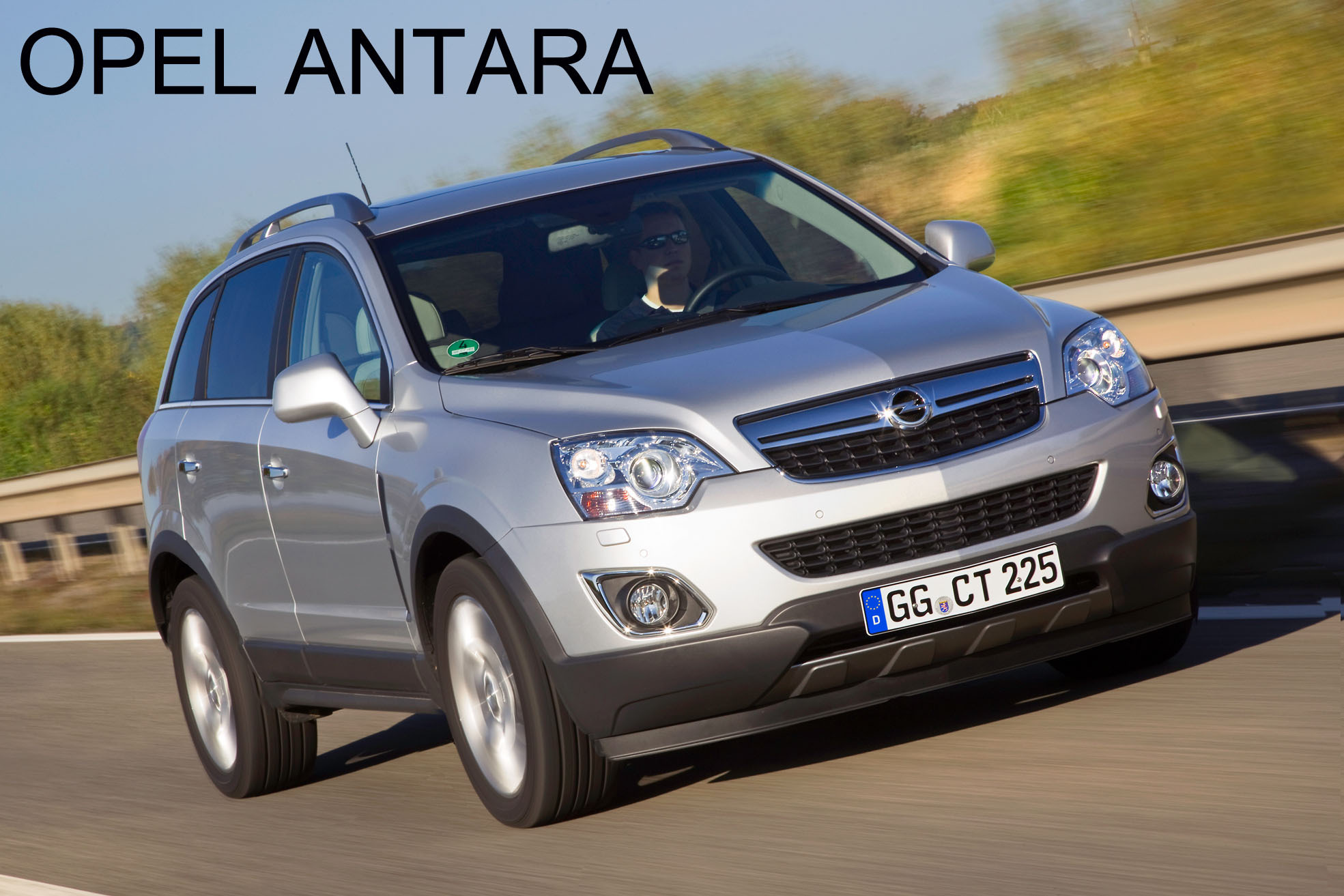 chevrolet captiva opel antara. Black Bedroom Furniture Sets. Home Design Ideas